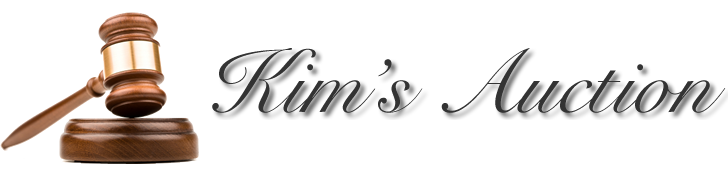 kims auction logo